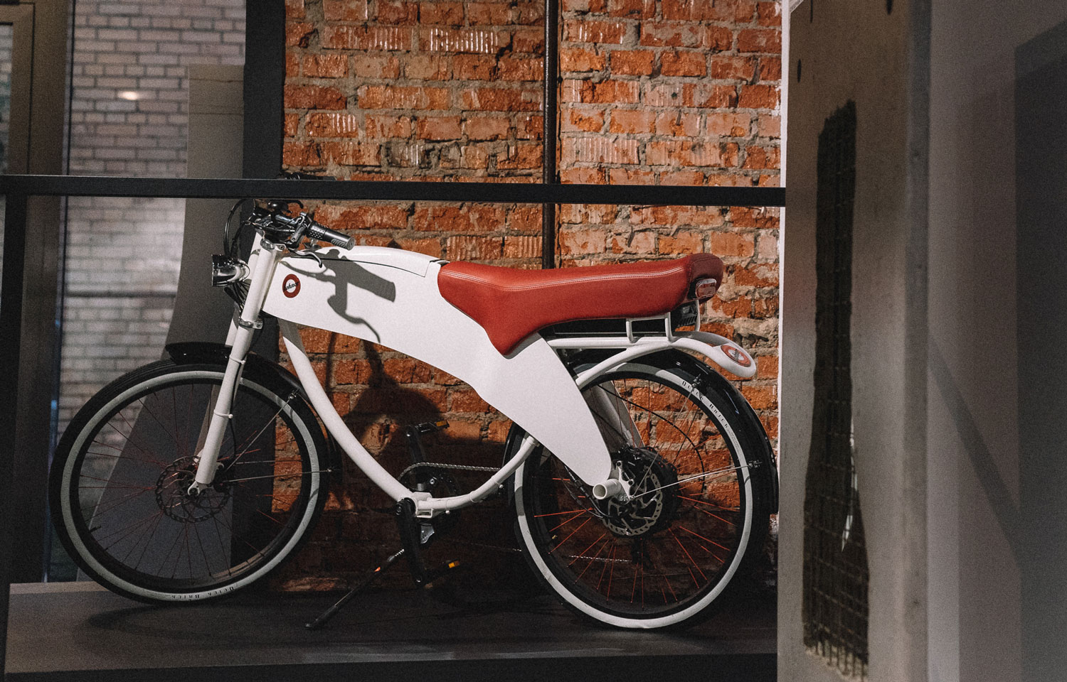 The bicycle «Lohner Stroler»
